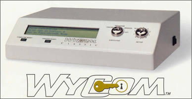 Wycom Network Check Writer System Model Classic