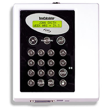Employee Time Clock Pin Entry System